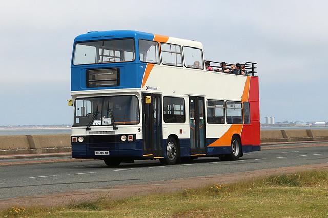 New Brighton Shuttle Bus