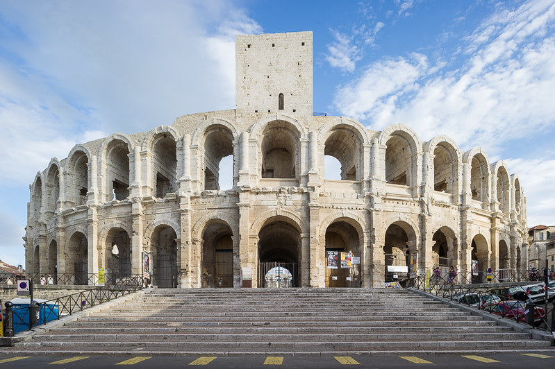 amphithéâtre, Arles