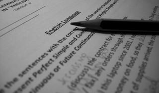 Examination paper | by efti.hia