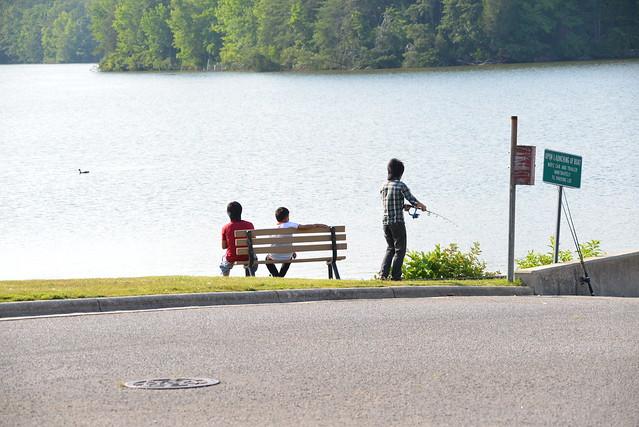 Oak Hollow Lake Marina 20140714_3846
