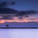 Beach Sunrise Landscape by Manubawa Pemaron