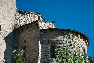 Capçalera de Sant Andreu de València d'Àneu