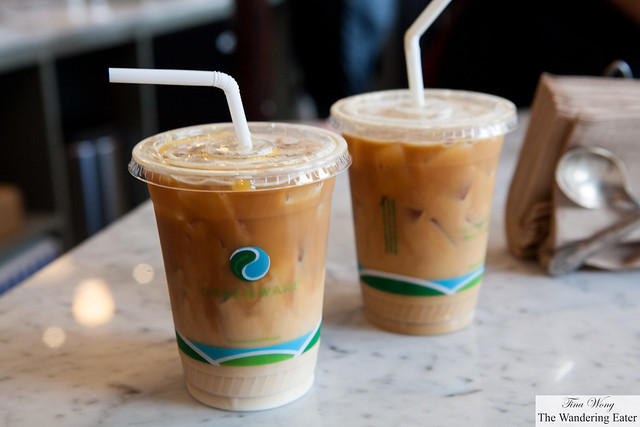 Our cups of Stumptown Cold Brewed Coffee on Tap