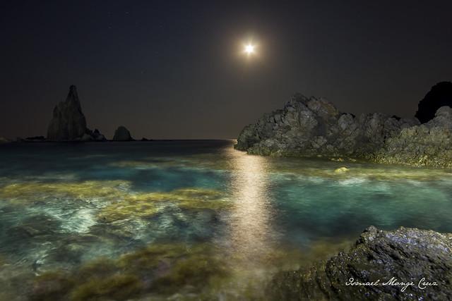 Cabo de Gata - Almería - Arrecife de las Sirenas