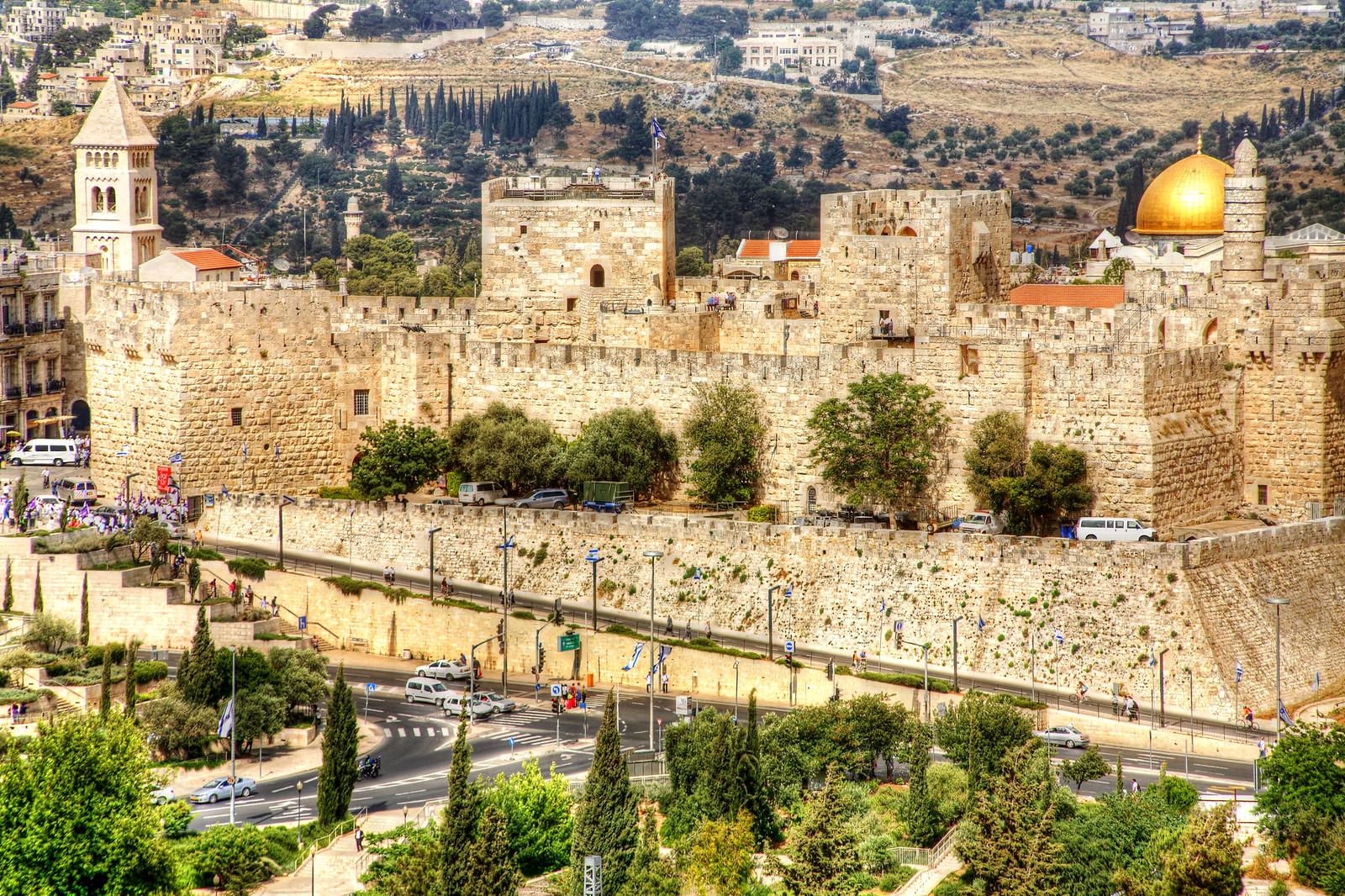 Jerusalem_Old City Walls_1_Noam Chen_Jerusalem