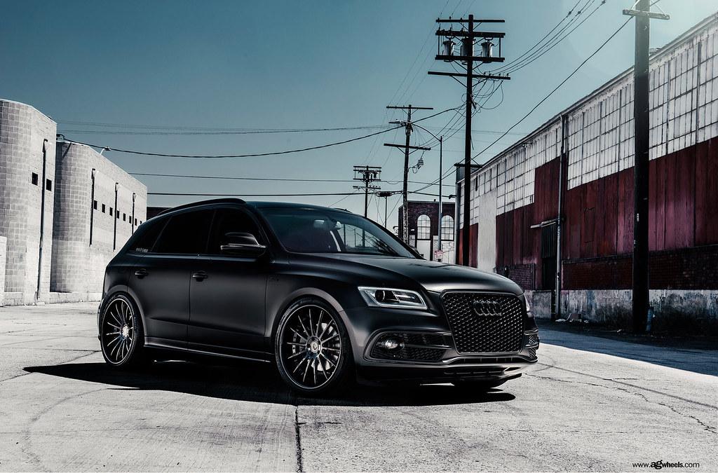 f450-wheels-gloss-black-audi-a5-frontside | Avant Garde