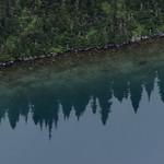 Shore of Pitamakan Lake