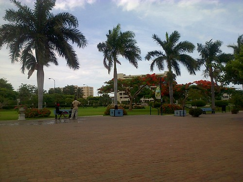 Emancipation Park | by The African Expat Network