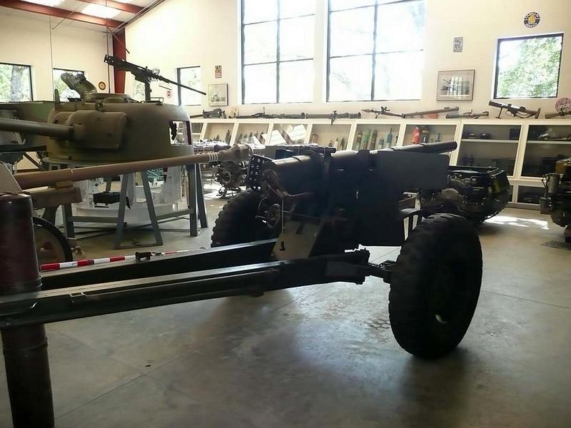 NEKÜNK 75mm M1897 a M2A3 fuvarozás (1)