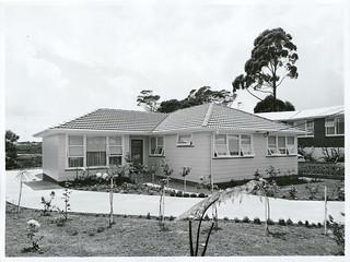 Māori Affairs Housing, Auckland. 21 Kelston Street, New Lynn