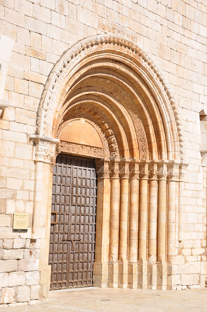 El Pla de Santa Maria. Church of St. Ramon. 12th-13th C.