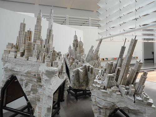Queens Museum - Liu Wei Exhibit