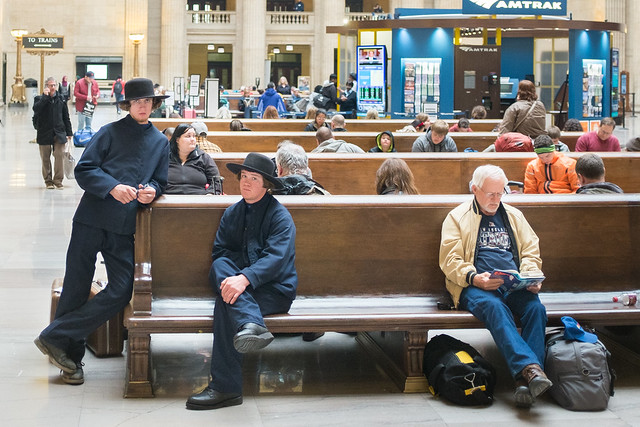 Union Station 1 - Chicago