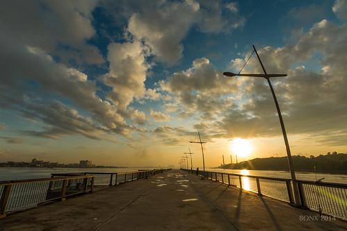 clouds sunrise bluesky morningsky