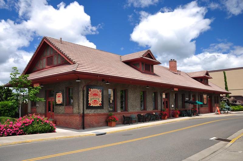 Roseburg Station