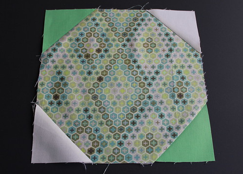 quilt sewing fabric quilting snowball block tutorial