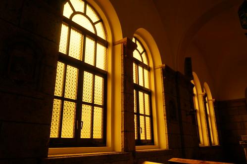 sunset church window 窓 tochigi utsunomiya 教会 宇都宮