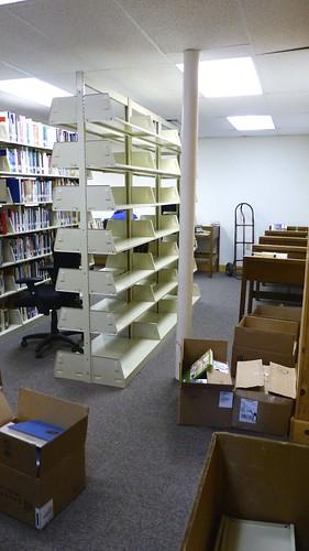 book library honeyrock