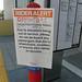 92nd/Yarrow Point Freeway Station Rider Alert