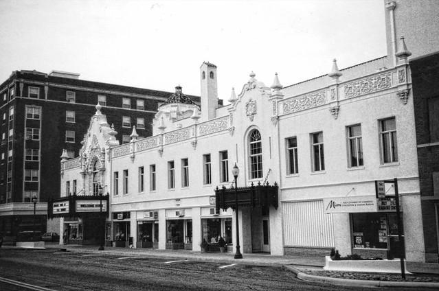 Miami Oklahoma ~ Coleman Theatre ~ My old Photo
