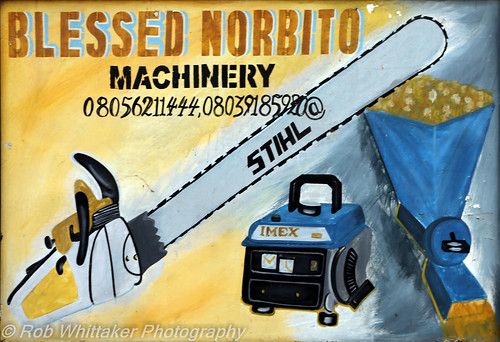 signs niger canon chainsaw westafrica nigeria blessed nigerian stihl imex centralafrica canonphotography africaoverland hardwaresign robwhittaker kwamba robwhittakerphotography africasigns nigeriasigns nigeriansigns norbito