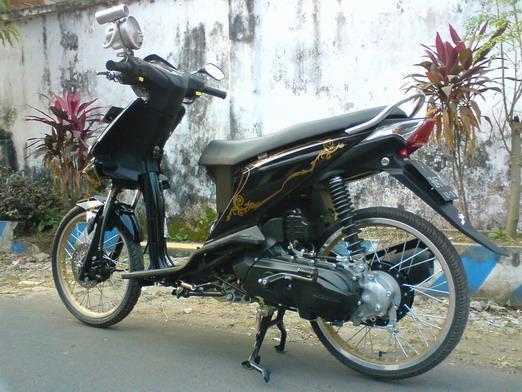 Modifikasi Honda Beat 2014 Cbs A Photo On Flickriver