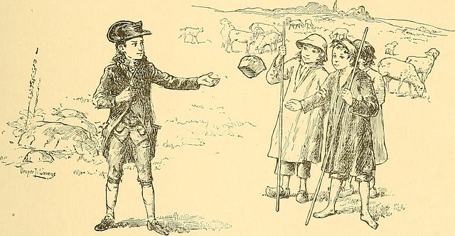 """Image from page 66 of """"The boy life of Napoleon, afterwards emperor of the French"""" (1895)"""