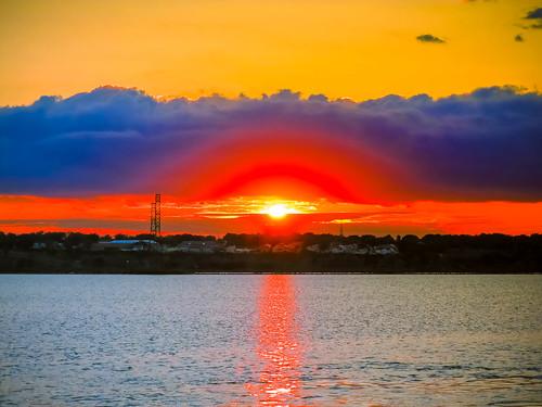 new sunset newjersey meadowlands jersey lyndhurst linhu