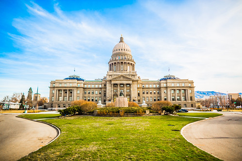 Idaho State Capital | by Thomas Hawk