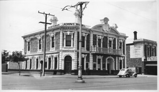 Huntsman Hotel, O'Connell Street, North Adelaide, 1941