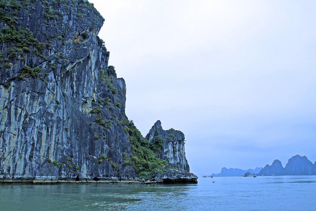 Viet nam: Haron Bay  ベトナム