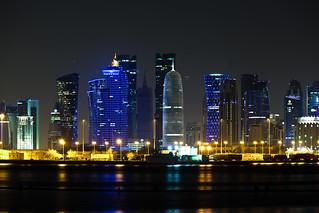 Doha Skyline | Qatar | by ynaka29