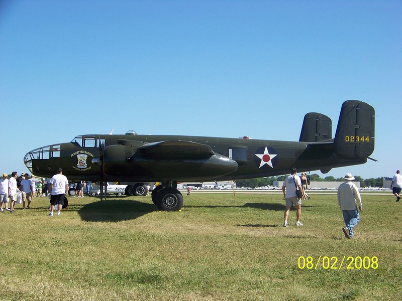 North American B-25 Mitchell 1