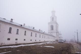 Литургия в Спасском соборе 340