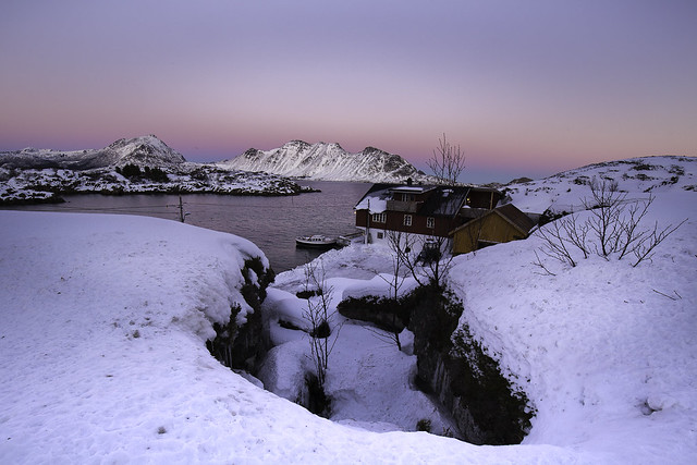 Winter in Lofoten -03-