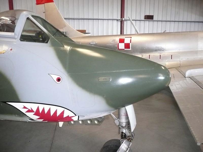 de Havilland Vampire.MkIV 3