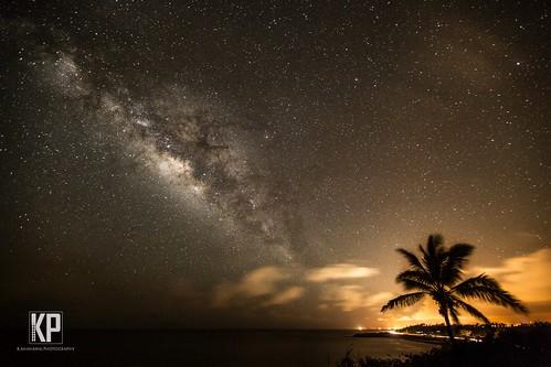 Kealia_Milky_way_m_sig | by KahahawaiPhotography