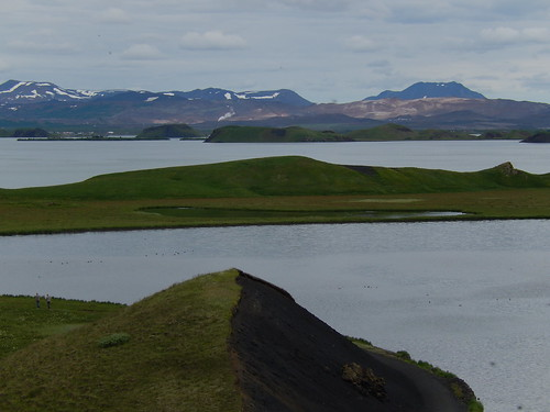 IJsland - Myvatn - 1
