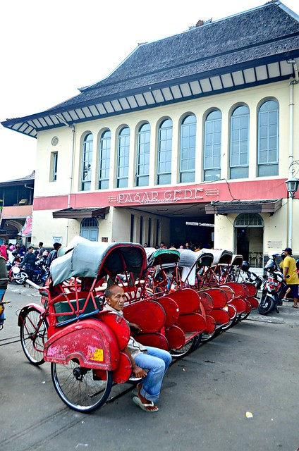 Pasar Gede Solo - Solo wet market