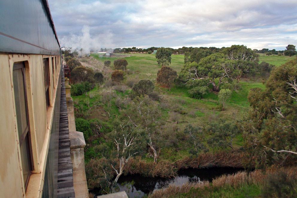 SteamRanger Southern Encounter by baytram366