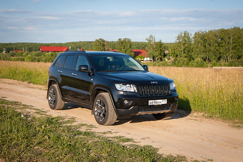Jeep Grand Cherokee | by Petr Magera
