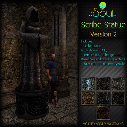 2014 Scribe Statue 2 | by .:Charlie:. of .:Soul:.