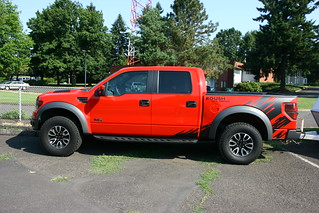2013 Roush Off-Road Ford F-150 SVT Raptor 6.2L