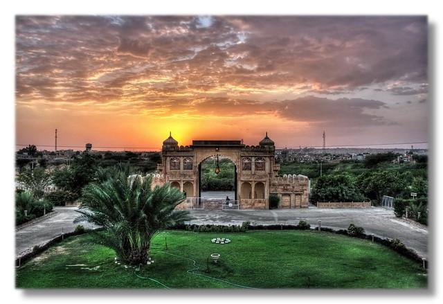 Jaisalmer IND - Fort Rajwada 06