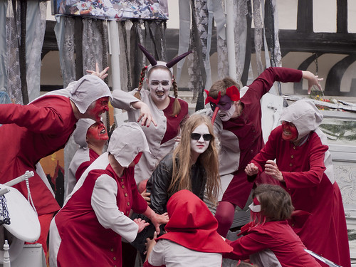 York Mystery Plays 2014: The Harrowing of Hell | by robbophotos