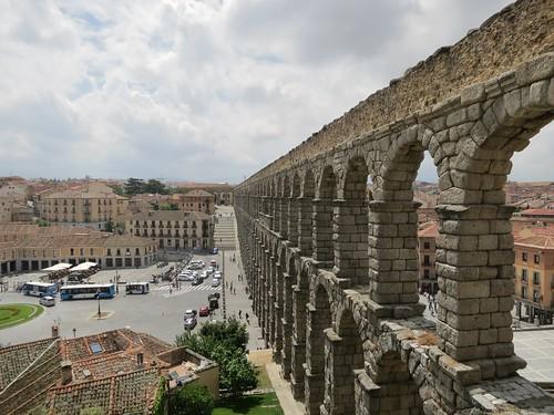 Aqueduct of Segovia | by Eric Titcombe
