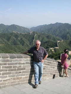 5th ISH Conference, John Jennings on Great Wall