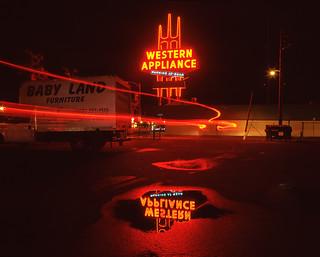 Awash in San Jose Neon