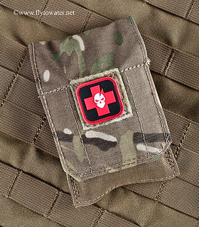 Imminent Threat Solutions EDC Slimline Pouch | by Fly to Water