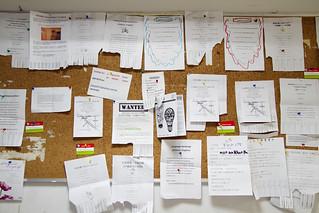 MTC bulletin board   by roboppy